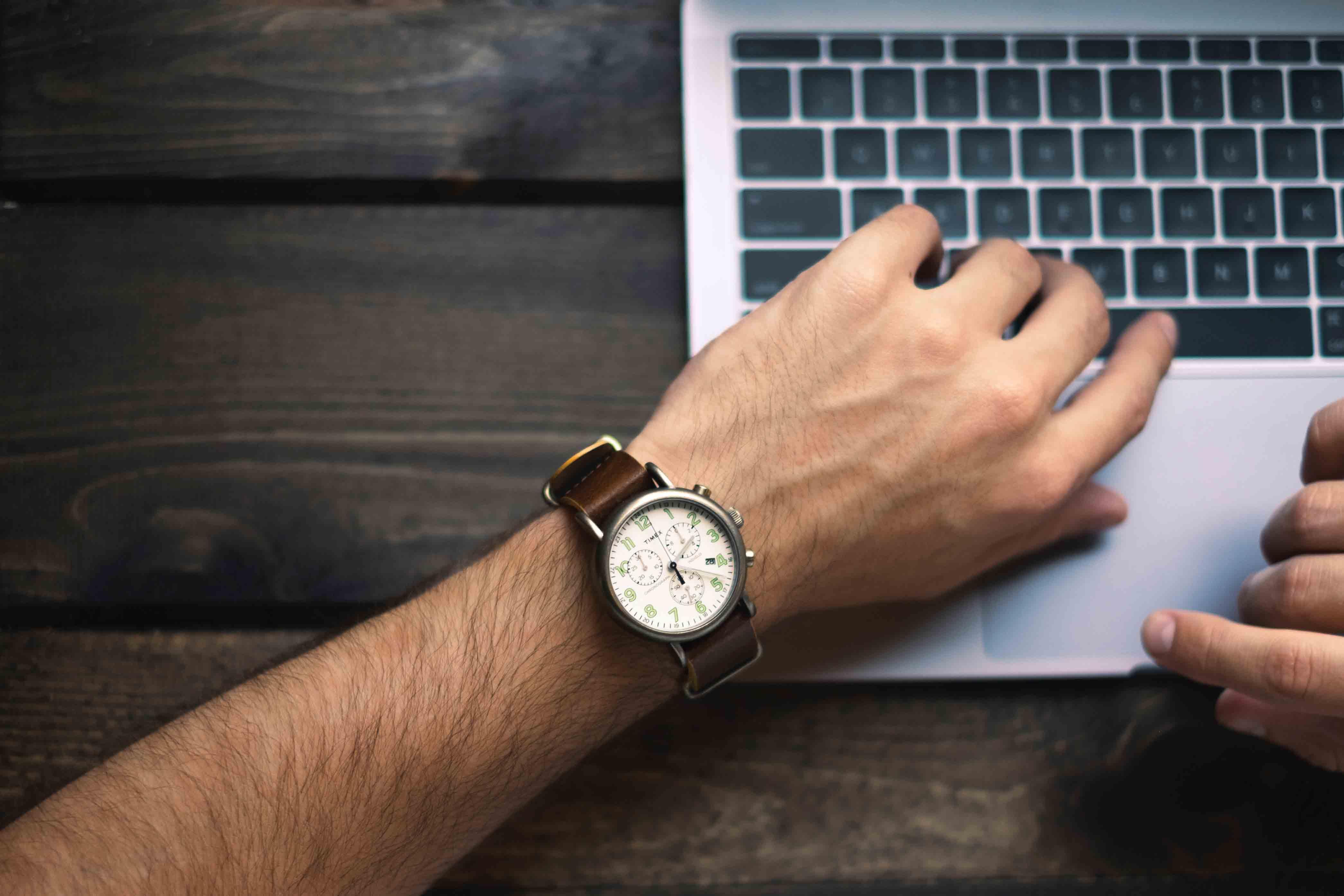 gestion du temps au travail