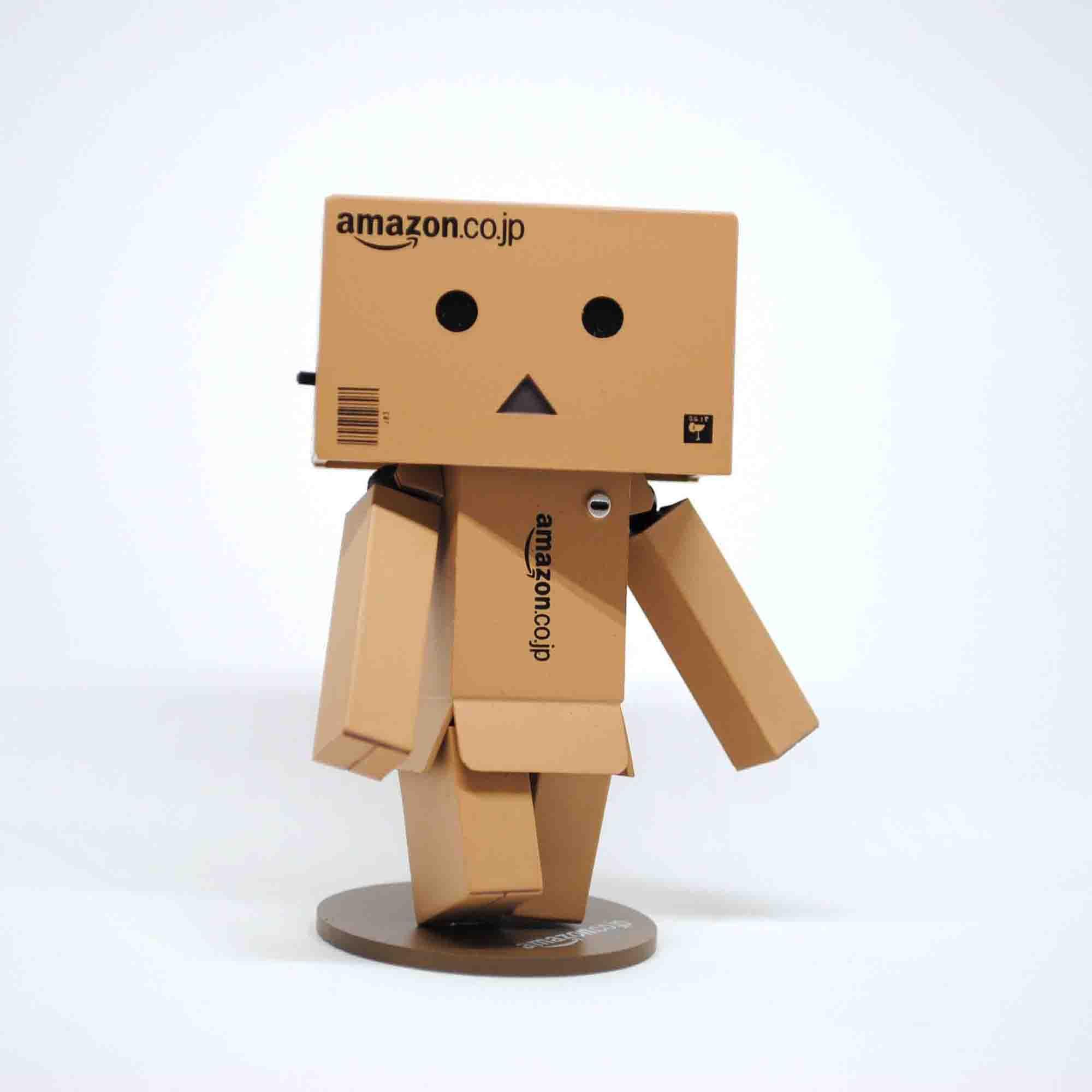 automatisation chez amazon