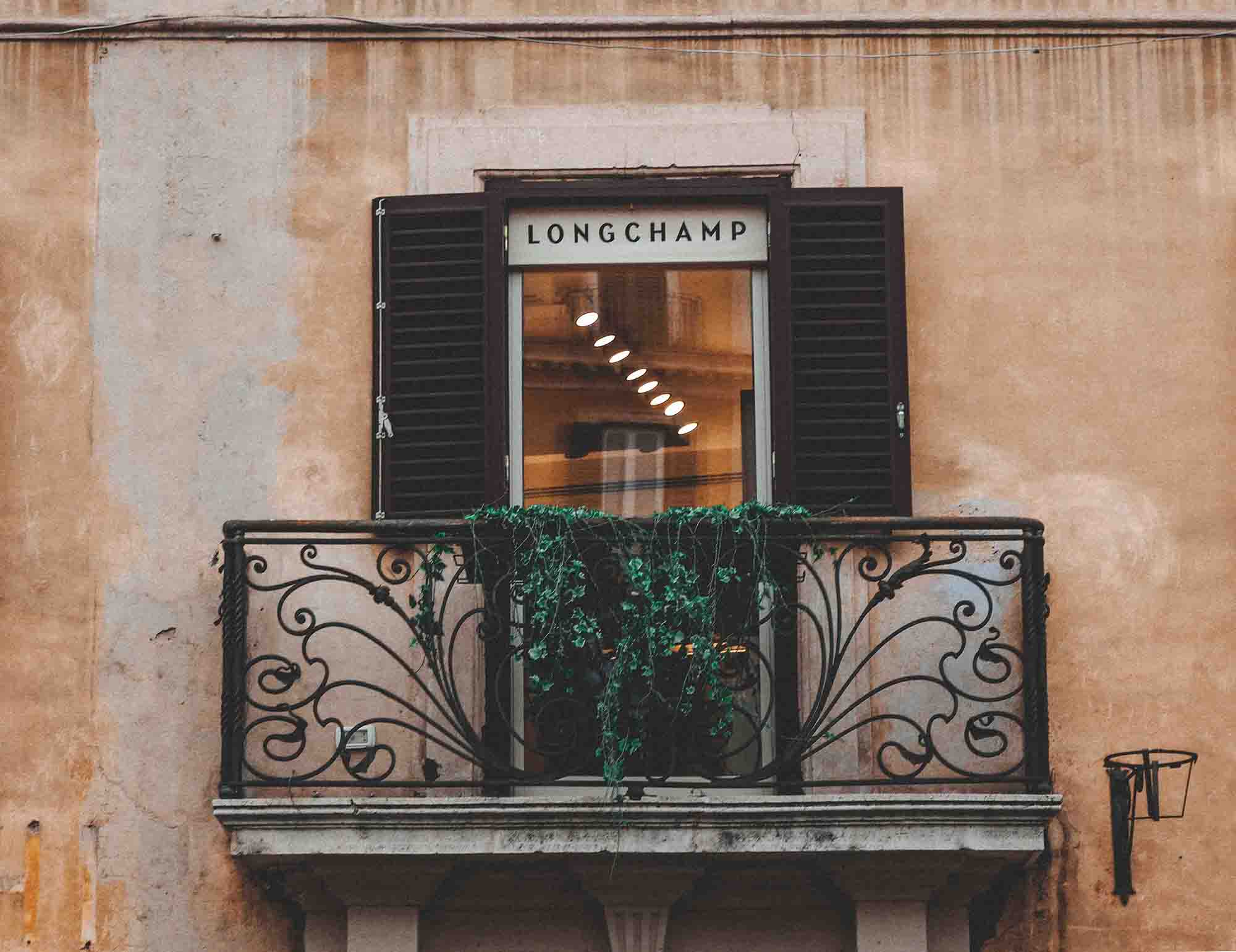 automatisation chez Longchamp